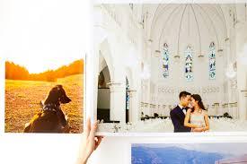 large photo album large format prints social print studio