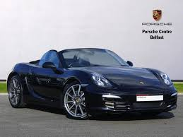 pistonheads porsche boxster used 2016 porsche boxster 24v pdk for sale in ballynahinch
