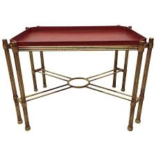 removable tray top table hollywood regency gilt iron coffee table with removable tray top for