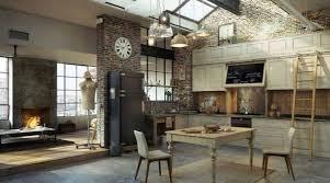 cuisine ambiance 10 idées déco cuisine industrielle ambiance loft
