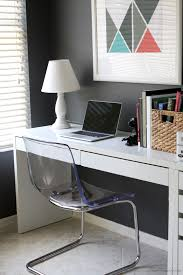Ikea Micke Desk Makeup Home Office And Play Area In One Micke Desk Kendall Charcoal
