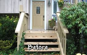 how to build a front porch gate