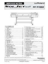 roland sc545ex manufactured goods