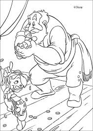 pinocchio coloring pages 18 free disney printables kids