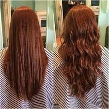 body wave perm hairstyle before and after on short hair beach wave perm 2016