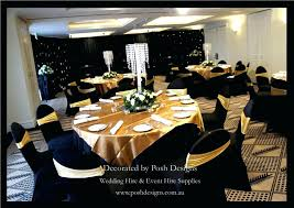 black and gold centerpieces for tables black and gold decorations theme prom dance floor black and gold