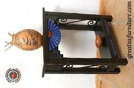 Wrought Iron Accent Table Southwest Coffee Tables End Accent U0026 Sofa Tables
