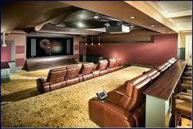 Ideas For Unfinished Basement Modern Basement Designs Ideas Living Room Design