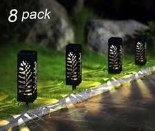 smartyard led string lights smart yard alpan led large solar pathway light 8 pack walkway