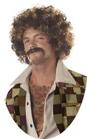 70s Halloween Costumes Men 70s Disco Star Wig Zoogster Costumes Price 14 99