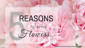 how to send flowers 5 reasons to send flowers february 17