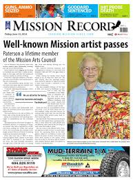 mission city record june 13 2014 by black press issuu