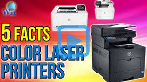 top 9 color laser printers of 2017 video review