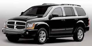 2004 dodge durango gas mileage 2004 dodge durango utility 4d limited hemi 4wd specs and