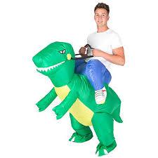 Halloween Costumes Dinosaur Shop Inflatable Costume Rex Dinosaur Suit Blowup