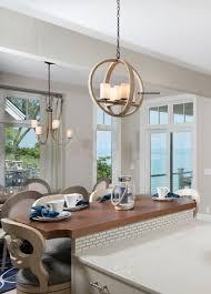 Farmhouse Lighting Chandelier by Beach House Round Sphere Chandelier Pendant Light Fixture