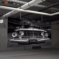 online get cheap car poster wall black and white aliexpress com