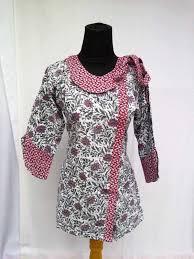 gambar model baju batik modern model baju batik pria modern 2018