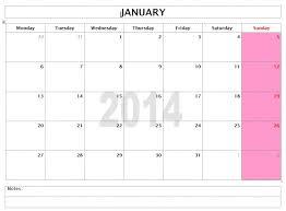 2016 calendar 16 free printable word templates 2 saneme