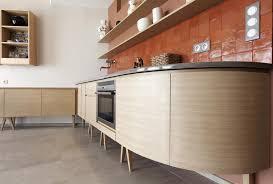 cuisine en placage chêne archi design photo n 60 domozoom