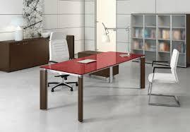 Bureau Verre Design Contemporain - bureau direction verre ambiance design bureaux aménagements