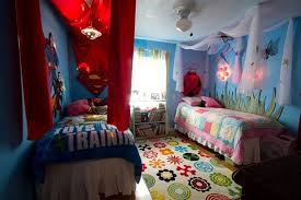 Boy Girl Shared Room Bedding  Teenagers Bedroom Designs Twins - Boys and girls bedroom ideas