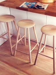 danish bar stools bok danish wooden bar stool modern design solid beech 70cm ideal