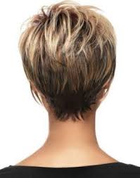 short hair cuts with height at crown image result for short haircuts for women over 50 back view hair