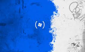 blue windows floral wallpaper hd 6572 wallpaper walldiskpaper