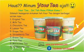 Teh Murah 10 bisnis waralaba minuman modal kecil yang menjanjikan waralaba teh