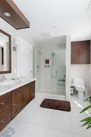 Bathroom Mirror Remodel by 17 Best Cherry Wood Bathrooms Images On Pinterest Wood Bathroom