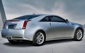2011 cadillac cts bluetooth used 2011 cadillac cts coupe pricing for sale edmunds