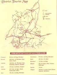 Gurgaon India Map by Alwar India Tourist Map Alwar U2022 Mappery