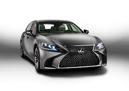 lexus rcf with turbo 2018 lexus ls 500 unleashed with 415 hp twin turbo v6 autoevolution