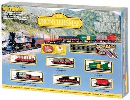 n bachmann the frontiersman set 24006 ebay