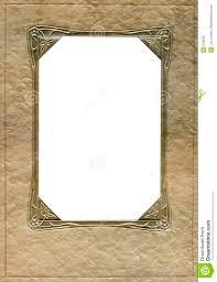 photo album corners antique frame and corners stock photo 518535 megapixl