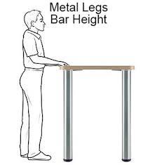 Bar Height Table Legs 44 Best Table Legs And Desk Legs Images On Pinterest Desk Legs