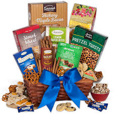 snack gift basket snack gift basket classic by gourmetgiftbaskets