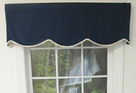 Cornice Curtains Cornice Style Valances Patterned Solid Colored