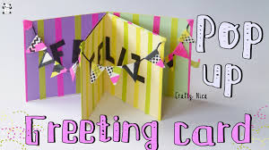 how to make a pop up greeting card card ideas birthday
