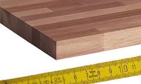 arbeitsplatte für küche worauf achten bei den maßen der arbeitsplatte für die küche