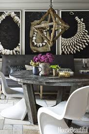 House Beautiful Dining Rooms by Charleston Rental Home Jill Sharp Weeks
