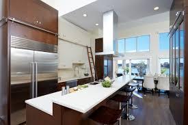 warm modern clean lines the kitchen source