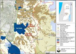 Jmu Map El Ad Jewish Organization Seeks To Establish A New Neighborhood On