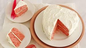 strawberry cake recipes bettycrocker com