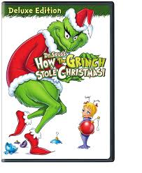 amazon com dr seuss u0027 how the grinch stole christmas deluxe