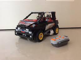 lego technic smart fortwo with instructions youtube