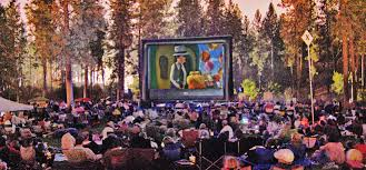 Backyard Movie Night Rental Outdoor Movie Idea U0026 Inflatable Movie Screen Rental For An Outdoor