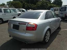 audi a4 2004 silver used 2004 audi a4 3 0 quattro s line gh 8easnf for sale bf152514