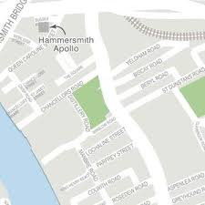 hammersmith apollo in london nearby hotels shops and